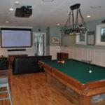 32 Billiard Room Big Screen