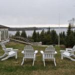 7 Adirondack chairs